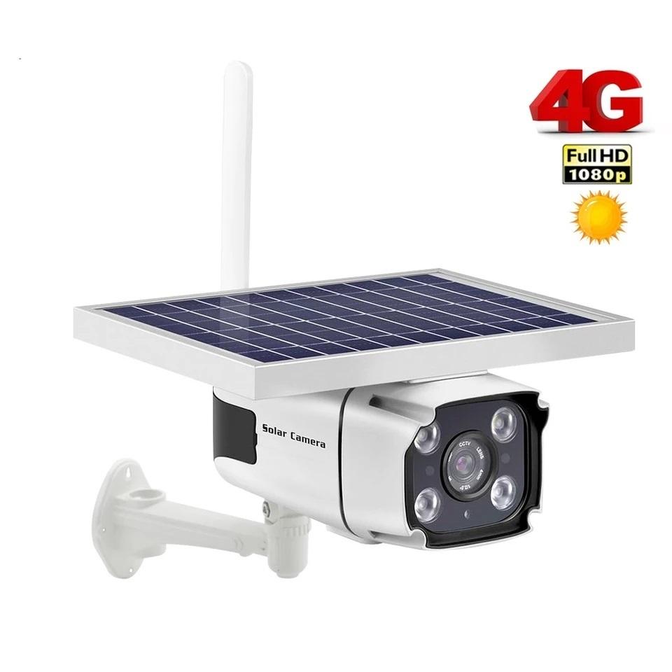4G Robicam Solar PRO Full HD 1080p