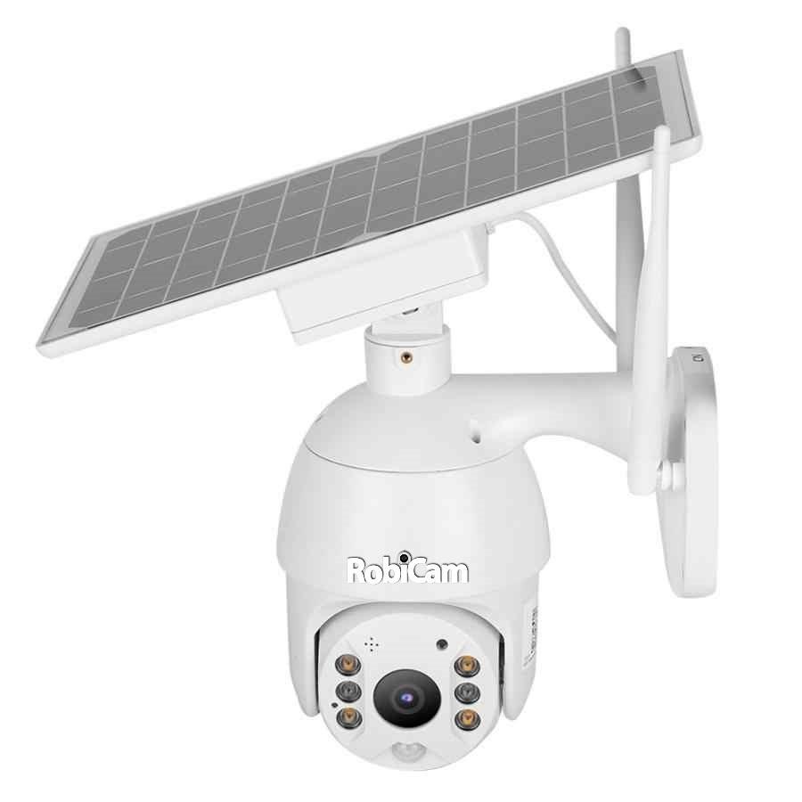 4G Robicam PTZ Solar PRO Full HD 1080p