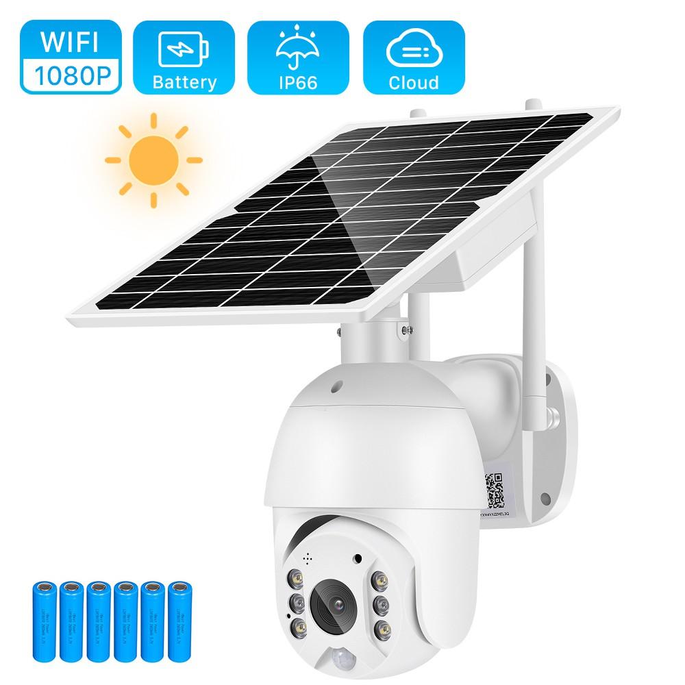 WIFI Robicam PTZ Solar PRO Full HD 1080p