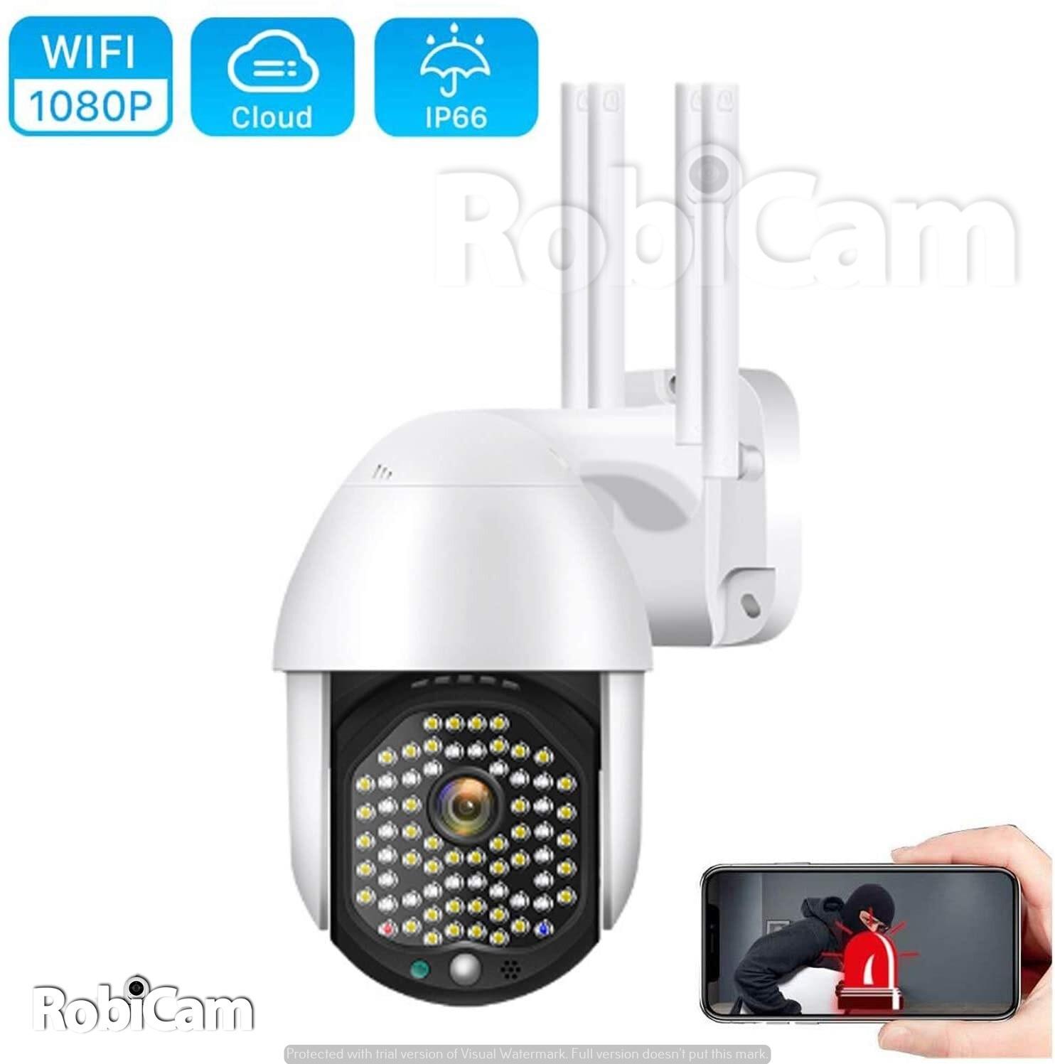 Εξωτερική κάμερα Wateproof 360 Robicam